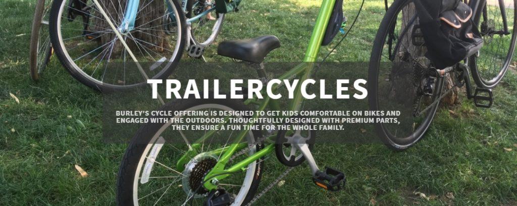Burley Trailercycles