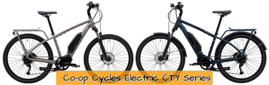 Co-op Cycles Electric CTY Series