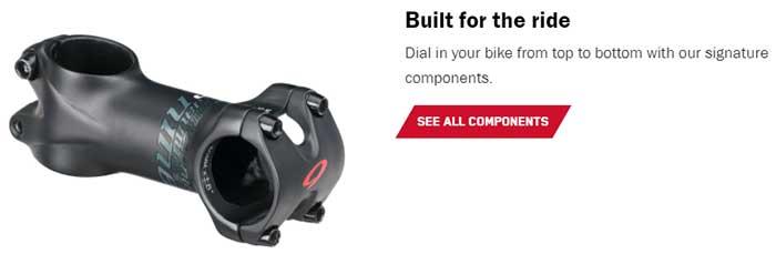 Niner components