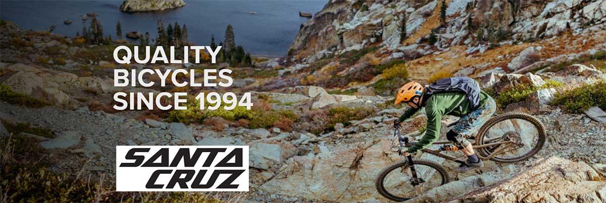 Santa Cruz Bikes review