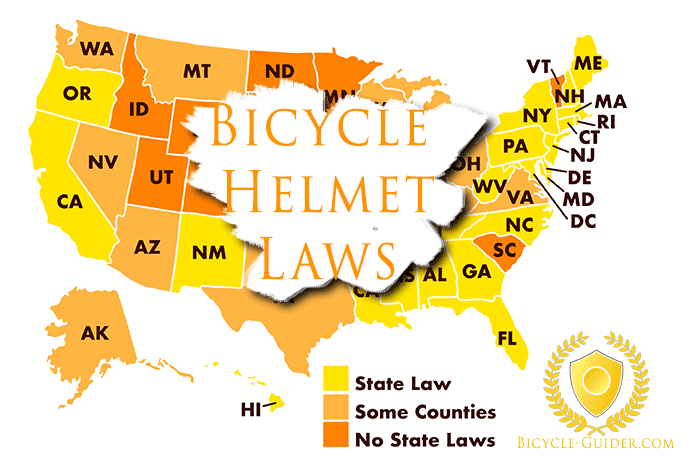 Bicycle Helmet Laws