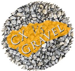 Gravel vs Cyclocross CX