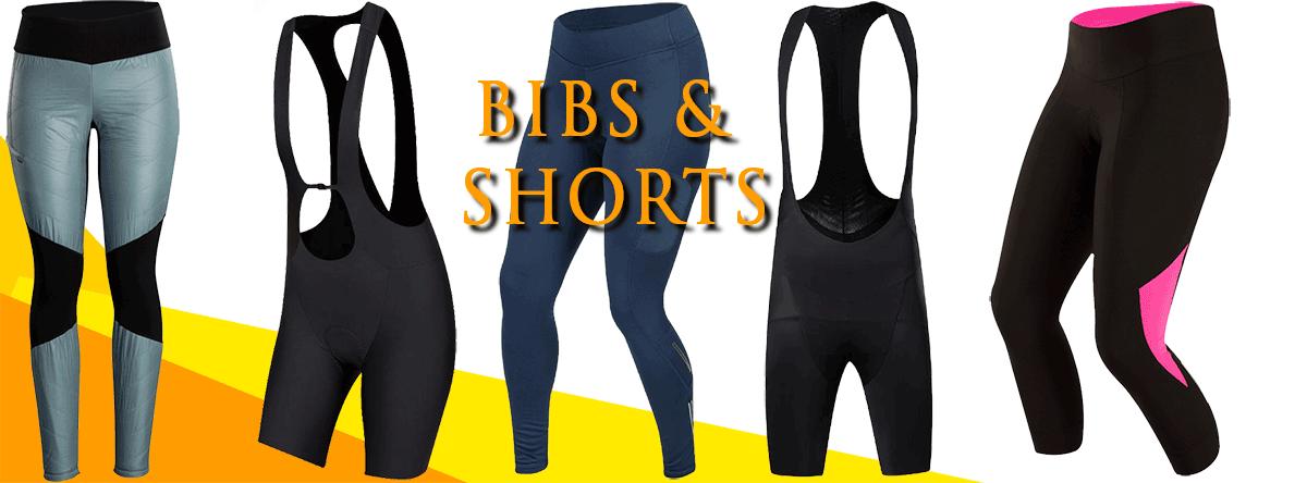 Best bibs & shorts
