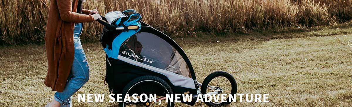 Burley Bike Trailers Review