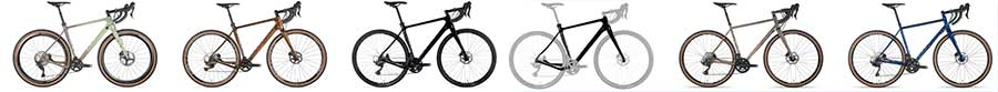 Norco Road Bikes selection