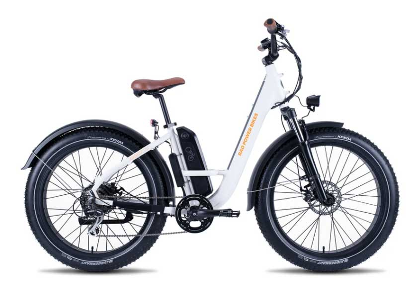 Rad Rover Bikes Step Thru
