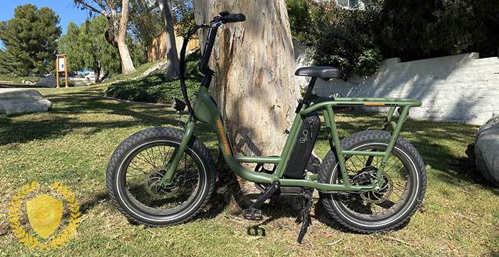 Review of RadRunner by Rad Power Bikes