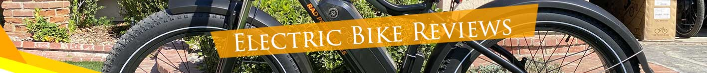 Electric bike reviews and articles