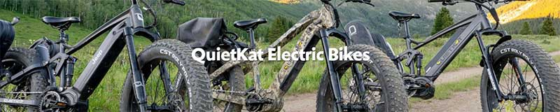 Review of Quietkat electric bikes