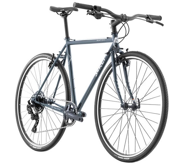 The frame of Surly Cross-Check