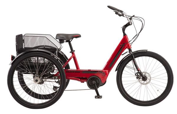 eMeridian Trike