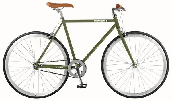 Retrospec Harper Fixie