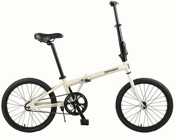 Judd Folding bike