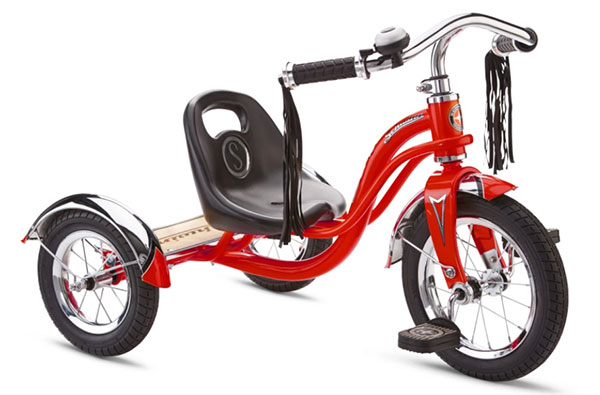 Roadster tricycle for kids