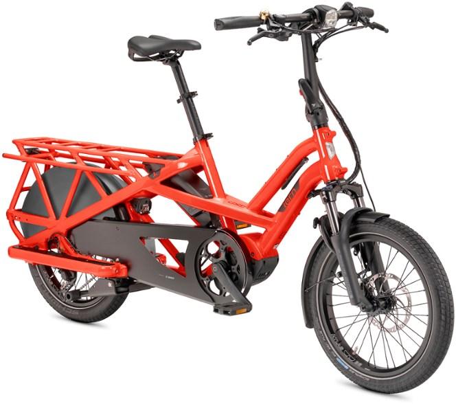 Tern GSD folding bike