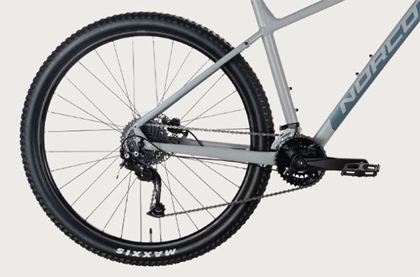 Groupset of Norco Storm 3