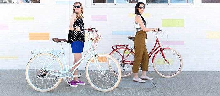 Review of Public Bikes