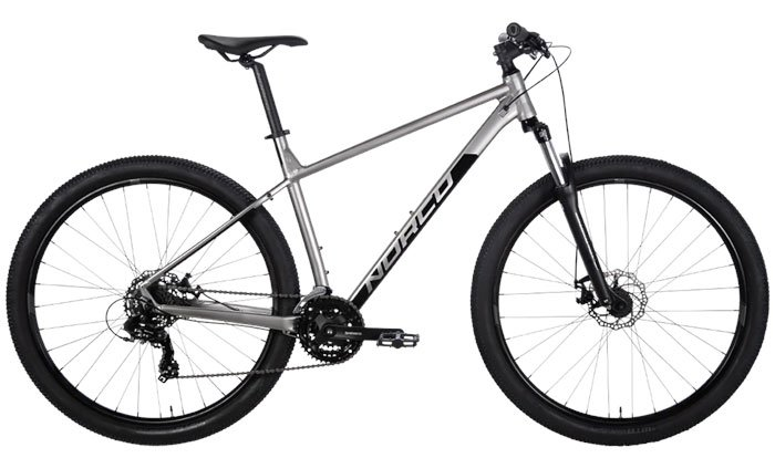 Norco Storm Silver model