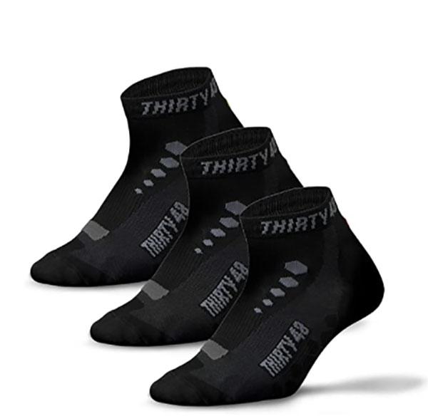 Thirty 48 socks