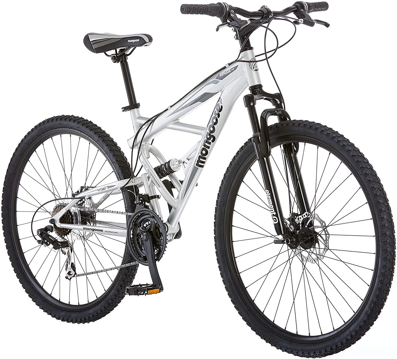 Mongoose Impasse mountain bike