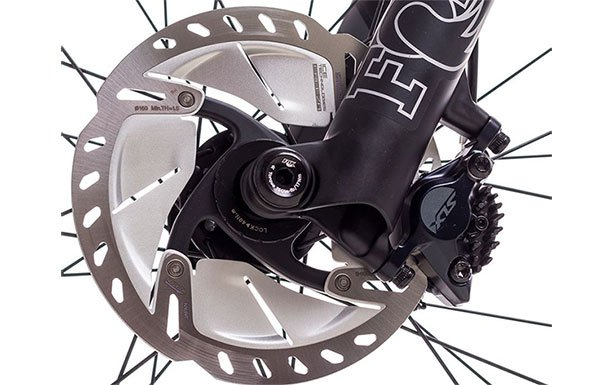 The components of Niner MCR