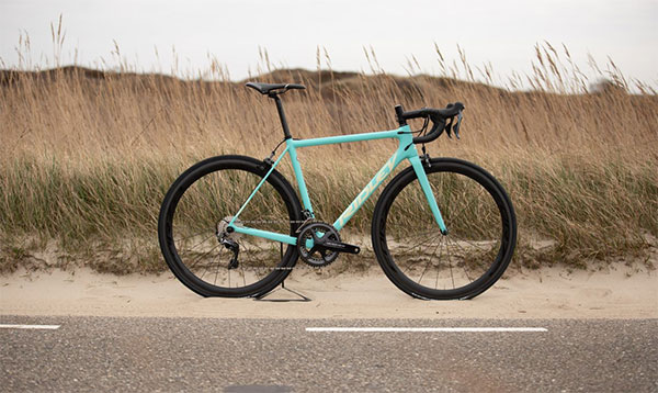 The Lineup of Ridley Bikes Consists of Different Kinds of Road Bikes