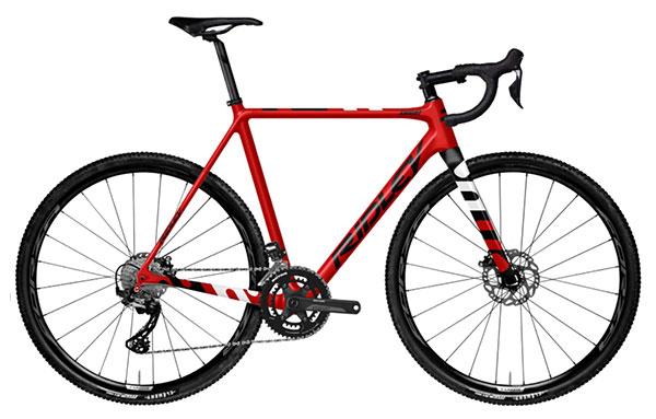 Ridley's cyclocross bike