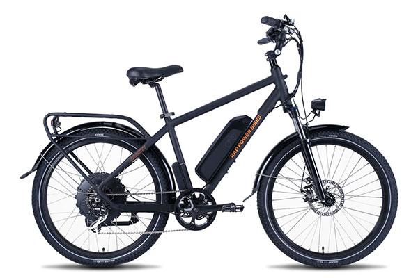 Rad Power Bikes' RadCity 4