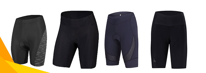 Best Women's Cycling Shorts and Bibs