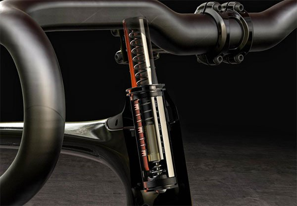 Specialized's Future Shock Technology
