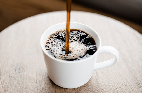 Caffeine is the most well-known simulant