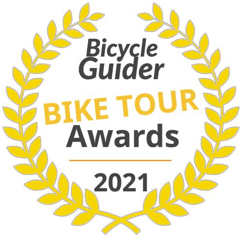 Self Guided Bike Tour Awards