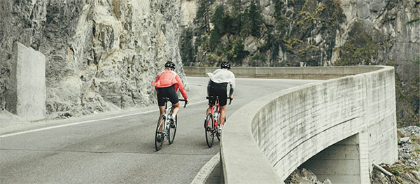 Example of BMC Bikes On the Road